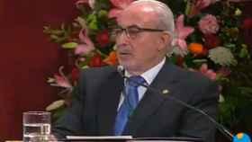 José Luis Mendoza, presidente de la UCAM (Universidad Católica de Murcia)