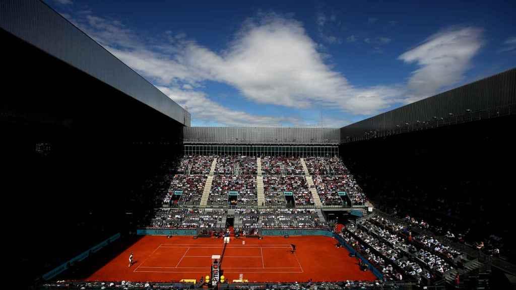 La Caja Mágica albergará el Mutua Madrid Open en septiembre.