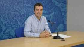 Pablo García, concejal de Deportes del Ayuntamiento de Toledo