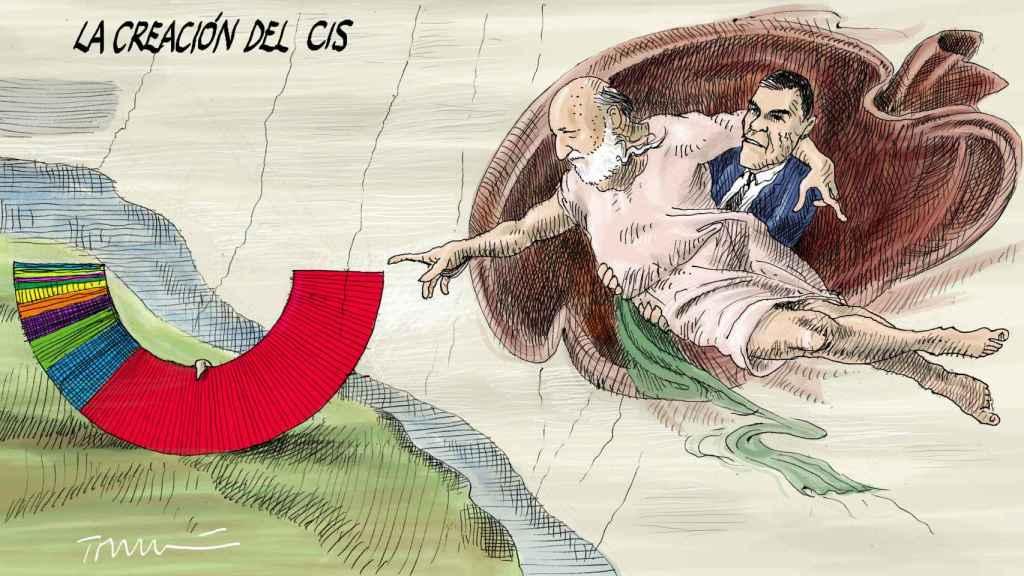 La creación del CIS.