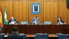 Comisión para la recuperación de Andalucía a causa de la pandemia del Covid-19.