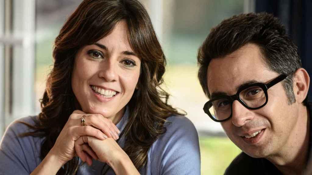 Eva Ugarte y Berto Romero.