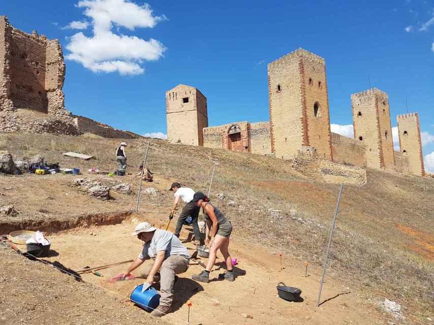 Molina de Aragón fue uno de los castillos de frontera más relevantes de la Reconquista.