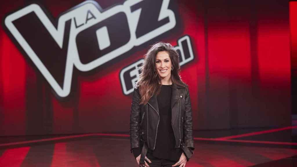 La cantante confesó su problema en 'La Voz'.