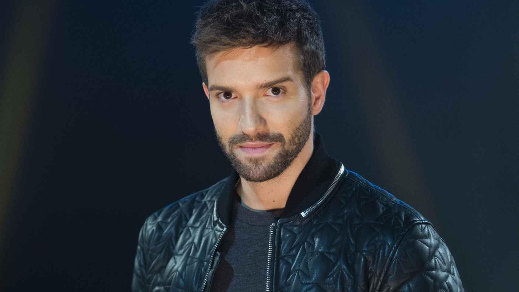 Pablo Alborán en una imagen de archivo.