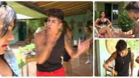 Ferre en plena discusión con su pareja Cristina y enfrentándose a Maite en montaje de JALEOS.
