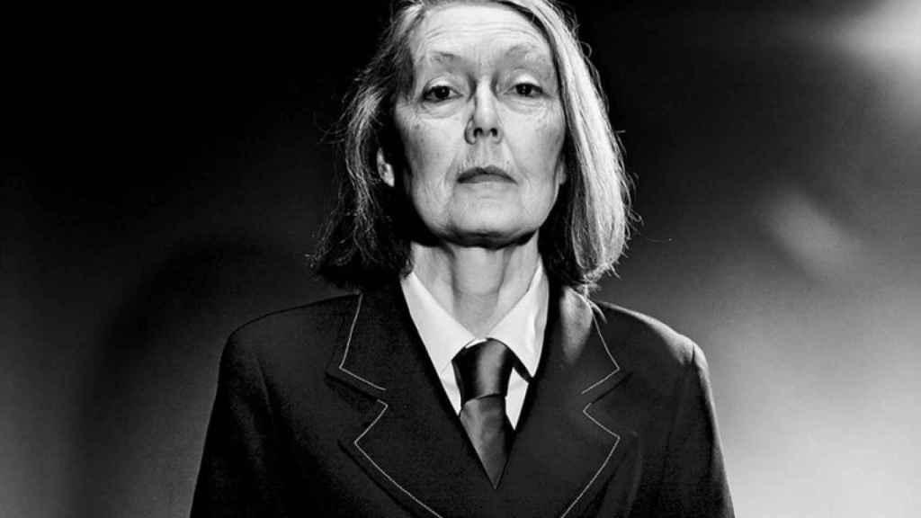 La autora Anne Carson, Premio Princesa de Asturias de las Letras 2020.
