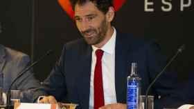 Jorge Garbajosa: No hay una guerra entre la ACB y la Federación