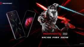 Red Magic 5G Lite: el nuevo teléfono gaming llega a España con Vodafone