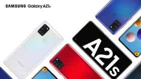 El Samsung Galaxy A21s se lanza en España: precio y disponibilidad