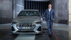El consejero delegado de Audi, Markus Duesmann.