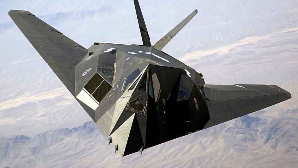 Lockheed F-117 Nighthawk