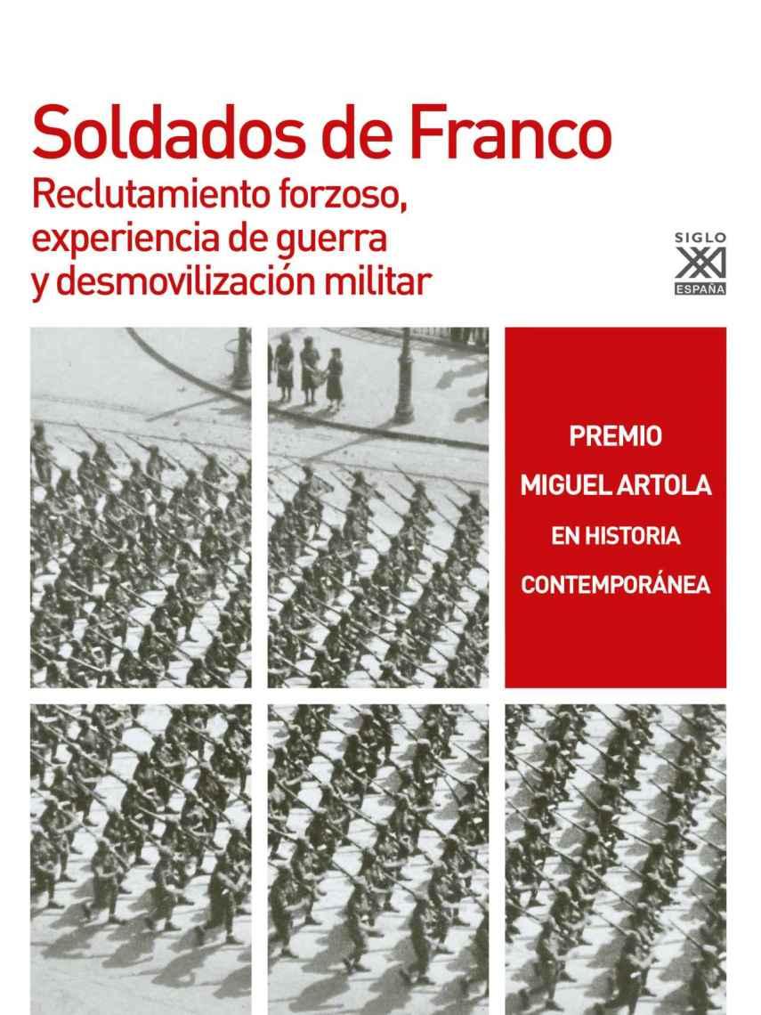 Portada de 'Soldados de Franco'.