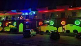 Uno de los clubes en los que María fue explotada sexualmente.