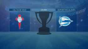 Celta de Vigo - Alavés, partido de La Liga
