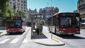 Valencia ha disparado el uso del transporte público.