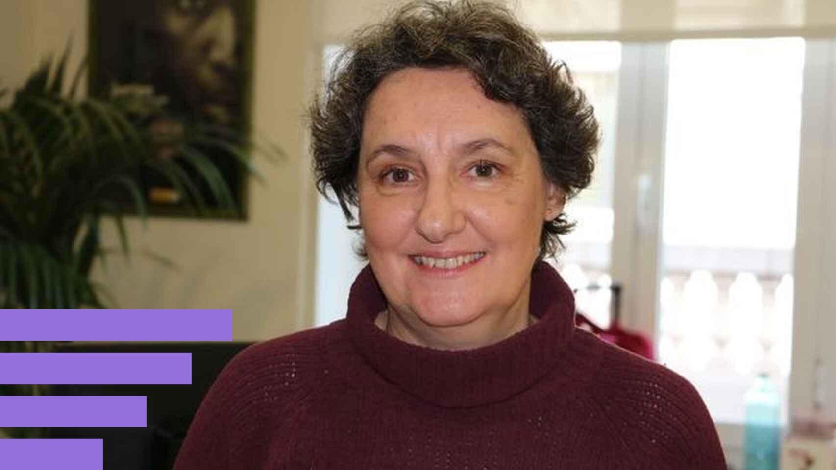 La directora del Instituto de la Mujer, Beatriz Gimeno.