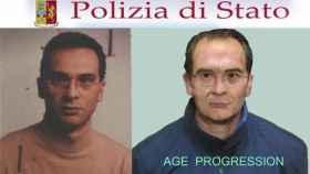 Retrato robot facilitado por la Policía italiana el 4 de julio de 2011, de Matteo Messina Denaro, considerado el jefe de Cosa Nostra, y a quien la Justicia busca desde hace tres décadas.