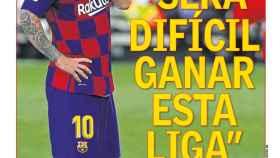 La portada del diario AS (20/06/2020)