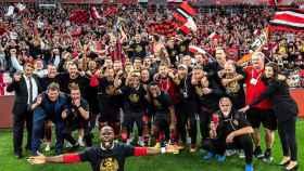 El Honved celebró con sus aficionados la Copa húngara