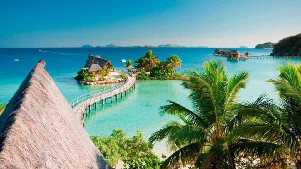 Wakaya Hotel Resort en las islas Fiyi.