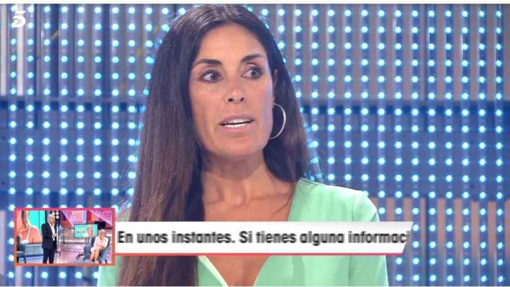 Isabel Rábago en 'Viva la vida'.