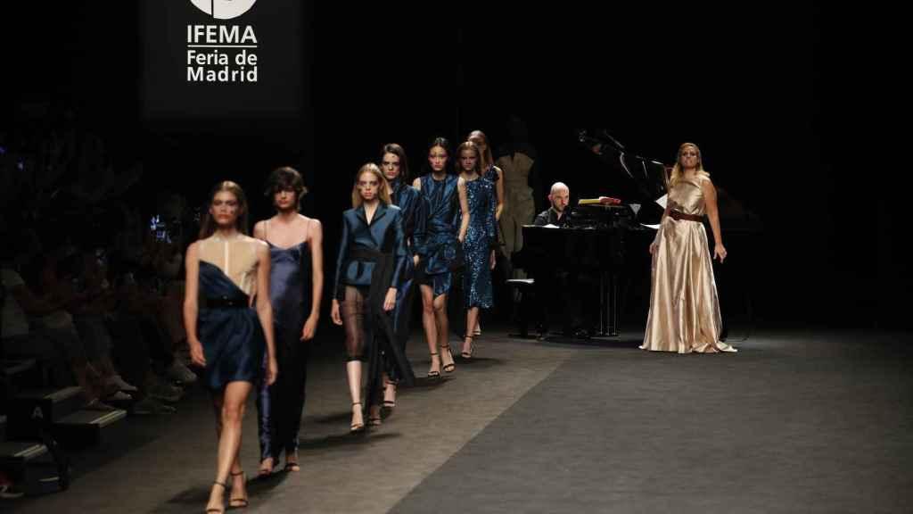 Última edición de la Madrid Fashion Week Madrid.