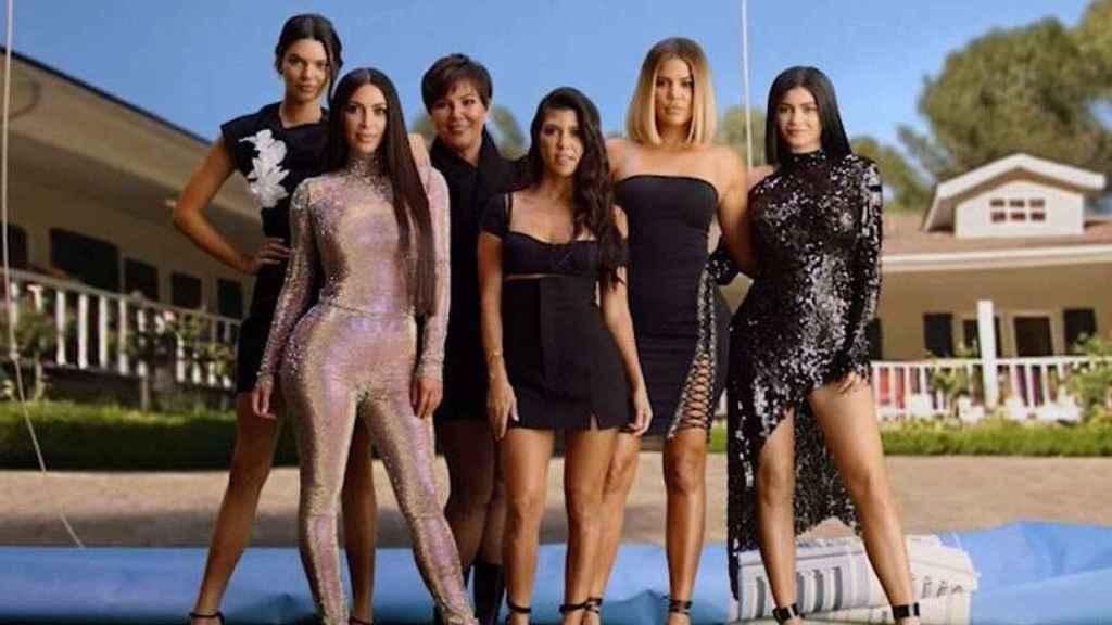 Fotograma de Las Kardashian.
