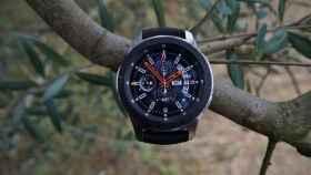 Galaxy Watch 3: fotografías reales con el reloj encendido