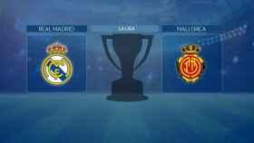 Real Madrid - Mallorca, partido de La Liga