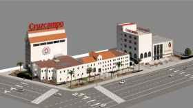 El proyecto de Heineken para la antigua fábrica de Cruzcampo de Sevilla