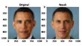 Obama se convierte en un hombre blanco con esta IA