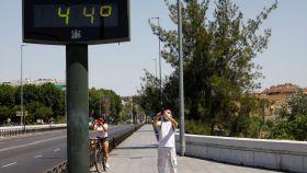 Córdoba supera este lunes los 40 grados de temperatura.
