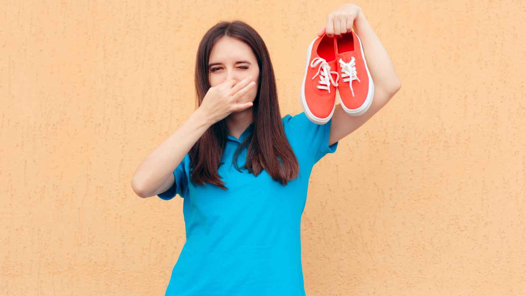 Cómo Quitar El Mal Olor De Tus Zapatos De Forma Definitiva
