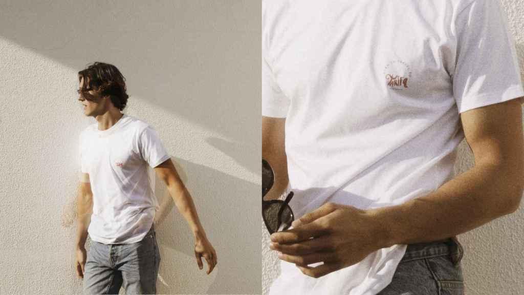 Manuel Ordovás ha presentado su firma de ropa masculina.
