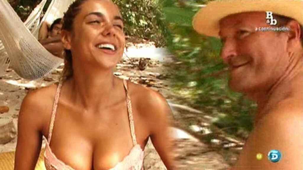 Viviana y Amador entablaron una gran amistad en el concurso.