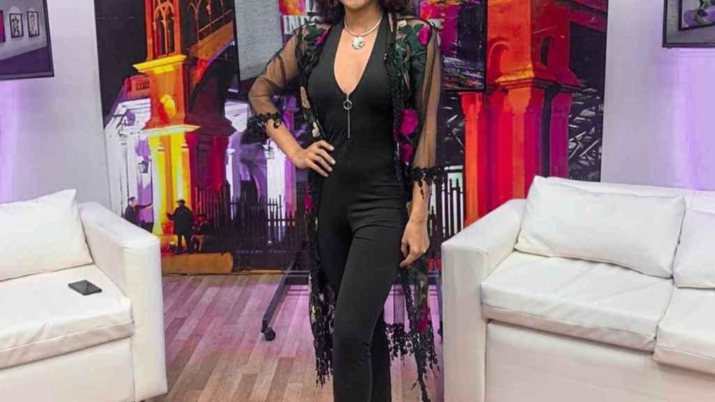 Actualmente es colaboradora en la cadena paraguaya Lobo TV.