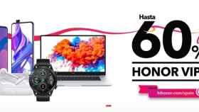 Rebajas bestiales de Honor: móviles, accesorios, ordenadores…