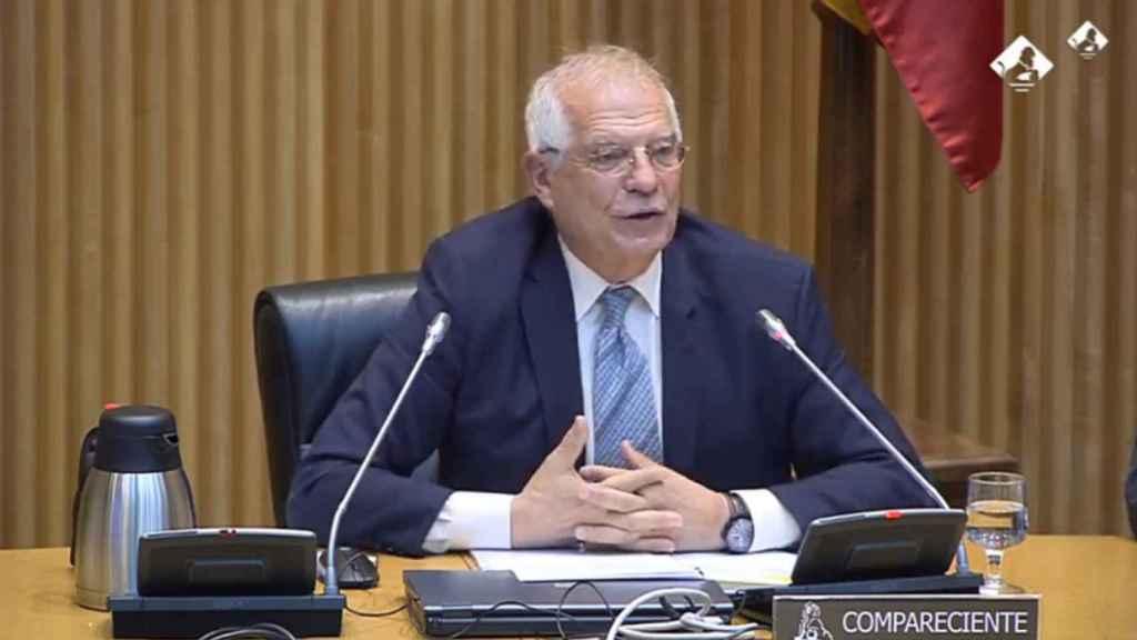 El alto representante de la UE en Asuntos Exteriores, Josep Borrell.