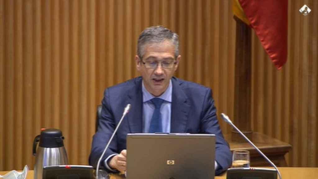 Hernández de Cos dice que van a aflorar daños irreparables en la economía y pide un pacto