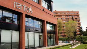 Sede central de Renta 4 Banco.