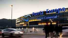 Centro comercial Puerta Europa.