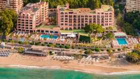 Hotel Fuerte Marbella.
