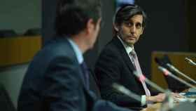 Álvarez Pallete en su intervención en la cumbre de la CEOE.