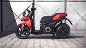 Nueva moto de Seat.