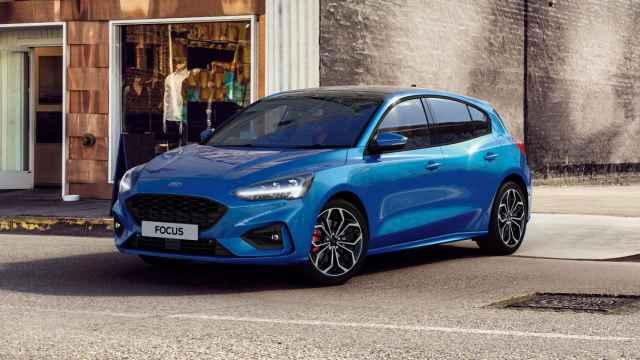 Nuevo Ford Focus 2020.