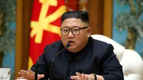 Kim Jong-un en una imagen de archivo.