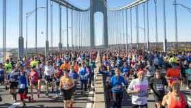 Imagen de la Maratón de Nueva York en su edición de 2019