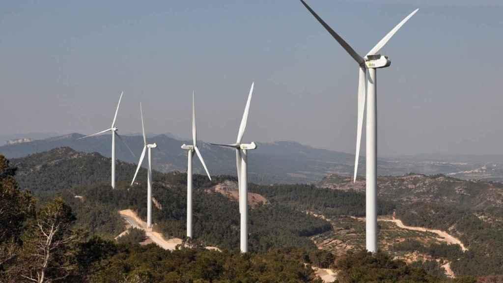 Energías renovables de Elecnor.