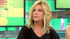 Lydia Lozano en 'Sálvame' (Telecinco)